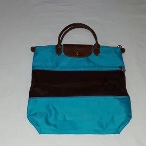 """Le Pliage Longchamp Type """" EXT"""" Authentic Bag"""